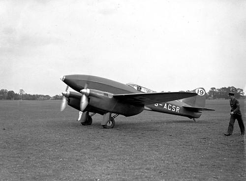 de Havilland DH.88 Comet G-ACSR