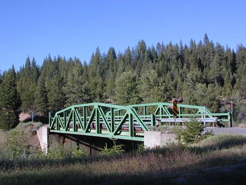 Bridge to Snake Lake