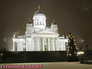 Helsinki 白教堂