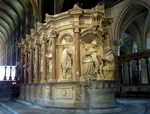 Reims : la Basilique Saint-Remi