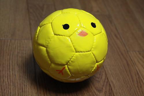 ひよこサッカーボール(FOOTBALL ZOO - SFIDA)