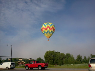 Baloon launch, Steamboat Springs   by wa6prb