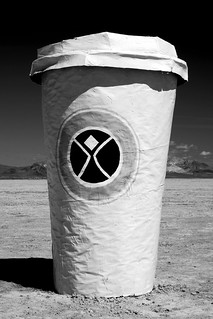 "Burning Man 2010 - Coffee to GO by Mindy Drewes ""The Great"""