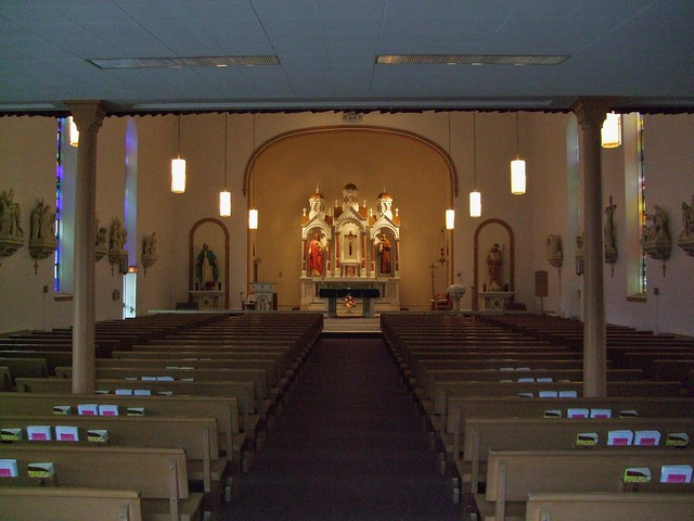 St. Mary Catholic Church, Rock Island, IL