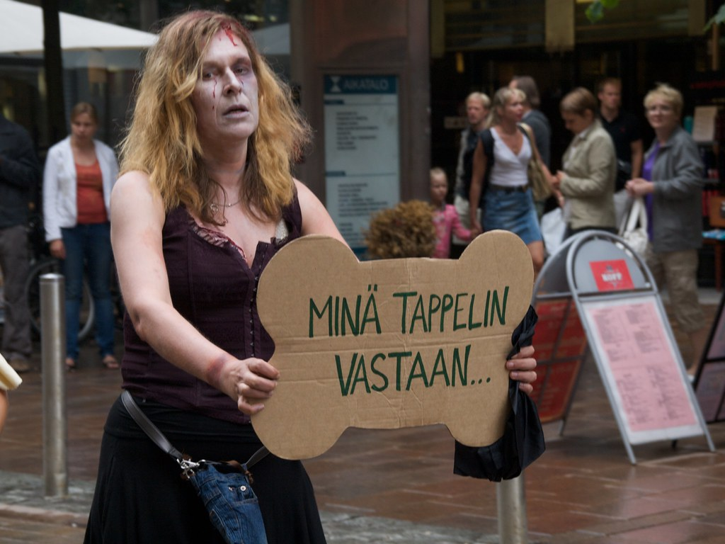 Sluts in Helsinki