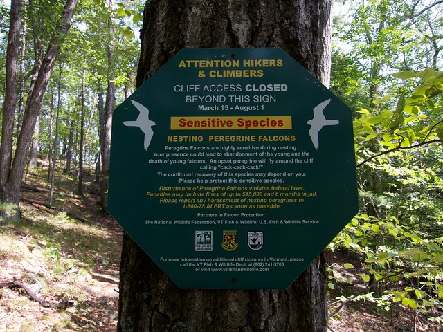 2:38:20 (97%): sign vermont hiking palisades fairlee