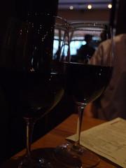 火, 2011-07-05 20:04 - City Winery タップのMalbecとPinot Noir