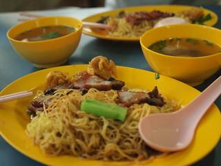 singapore food: wonton noodles [1] | by sarahstarkweather