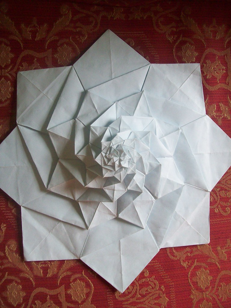 How to make an origami tower toy. Children's origami | 1024x768