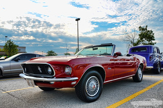 1969 Ford Mustang Convertible | by Chad Horwedel