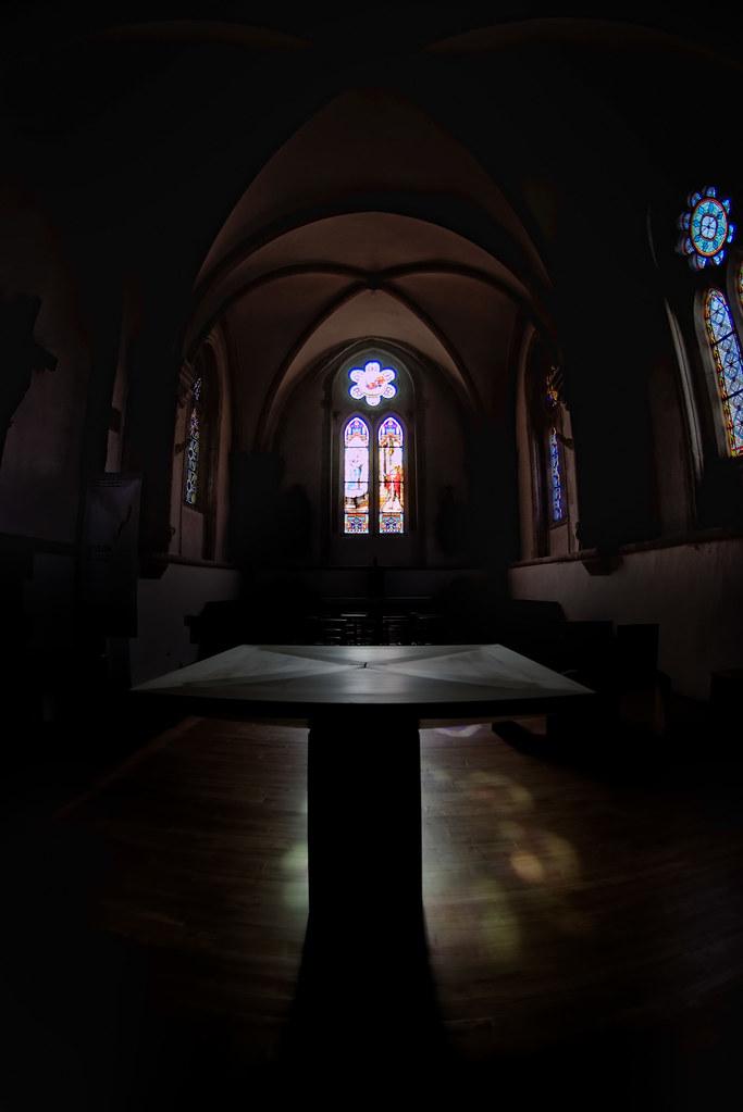 Dark Altar | Saint-Thomas Church, Bénodet. | Alex Brown ...