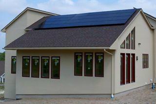 Henrietta, NY residential solar | by Solar Liberty