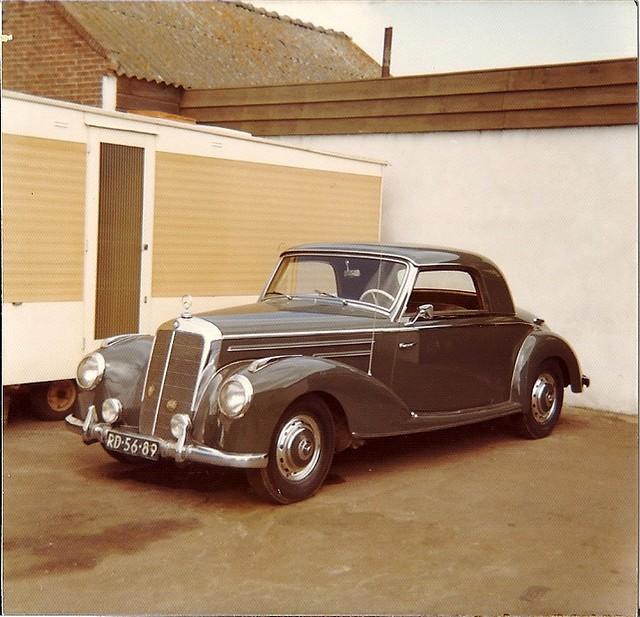 RD-56-89 Mercedes-Benz 220 Coupé 1953