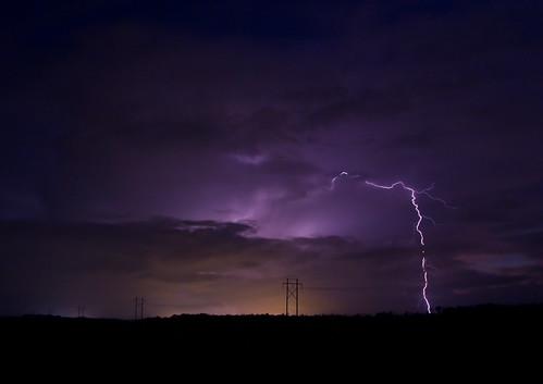 storm weather night landscape louisiana thunderstorm lightning houma sigma1770 eos60d