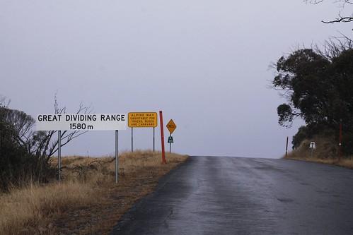 The highest road in Australia?