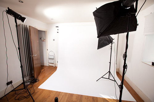 Home studio   by Sonny-