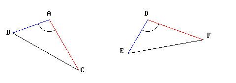 Euclide, libro 1, prop 4a
