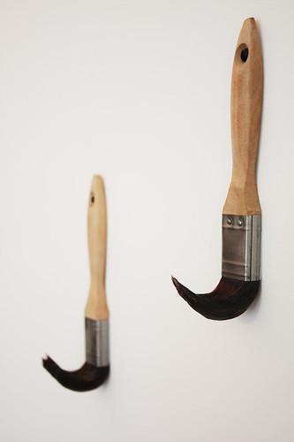 brush hook | by Dominic Wilcox
