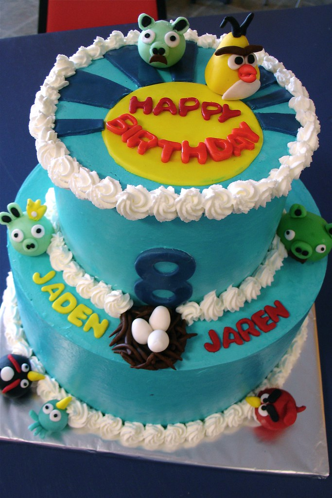 By Herbert Harper Character Cake For An 8 Year Old Boys Birthday