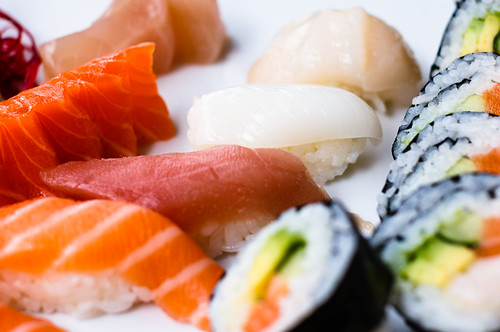 Sushi | by torbus