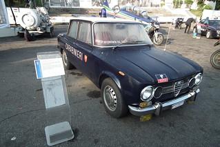 1970 Alfa Romeo Giulia Super - Carabinieri (2)