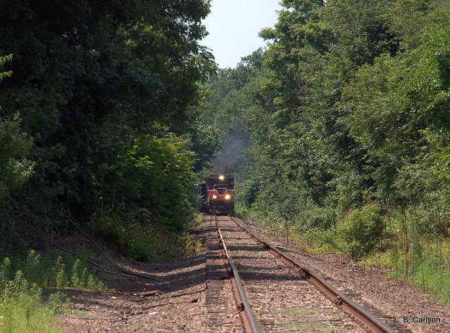 Train's Coming