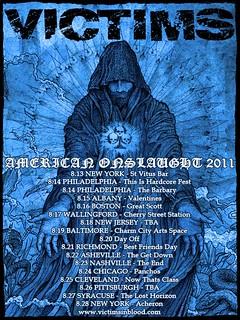 US Tour 2011 | by gazspeedhorn