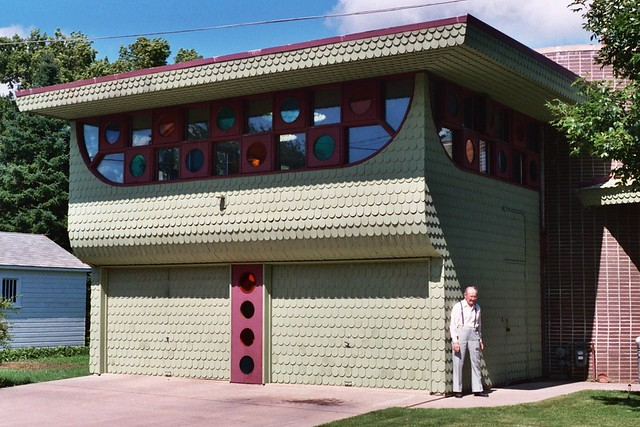Jacob Harder house - 1971