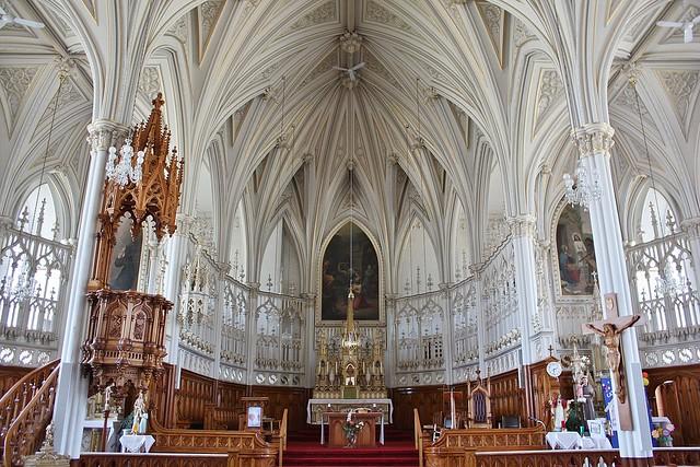L'Isle-Verte,Qué, Église La-Décollation-de-Saint-Jean-Baptiste
