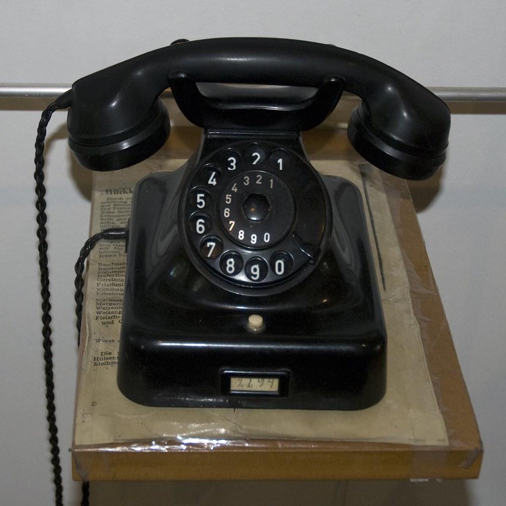 Old telephone | Berit Watkin | Flickr