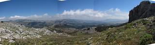 IMG_0822-23-24. Vista desde el Peñón de Ronda | by Por los caminos de Málaga