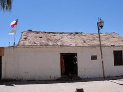 do, 12/11/2009 - 15:29 - 15_ Huis in het woestijnstadje San Pedro de Atacama