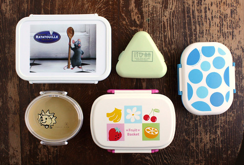 Bento Boxes - hinged lid | by Wendy Copley