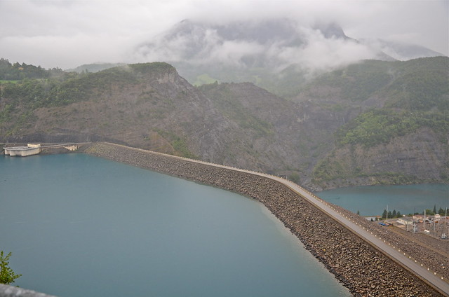 barrage - serre ponçon