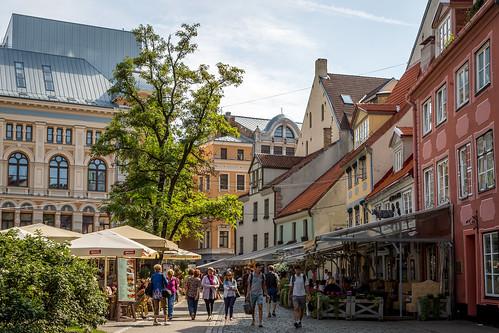 One Last Riga Street   by IceNineJon