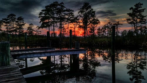 sunset pensacola
