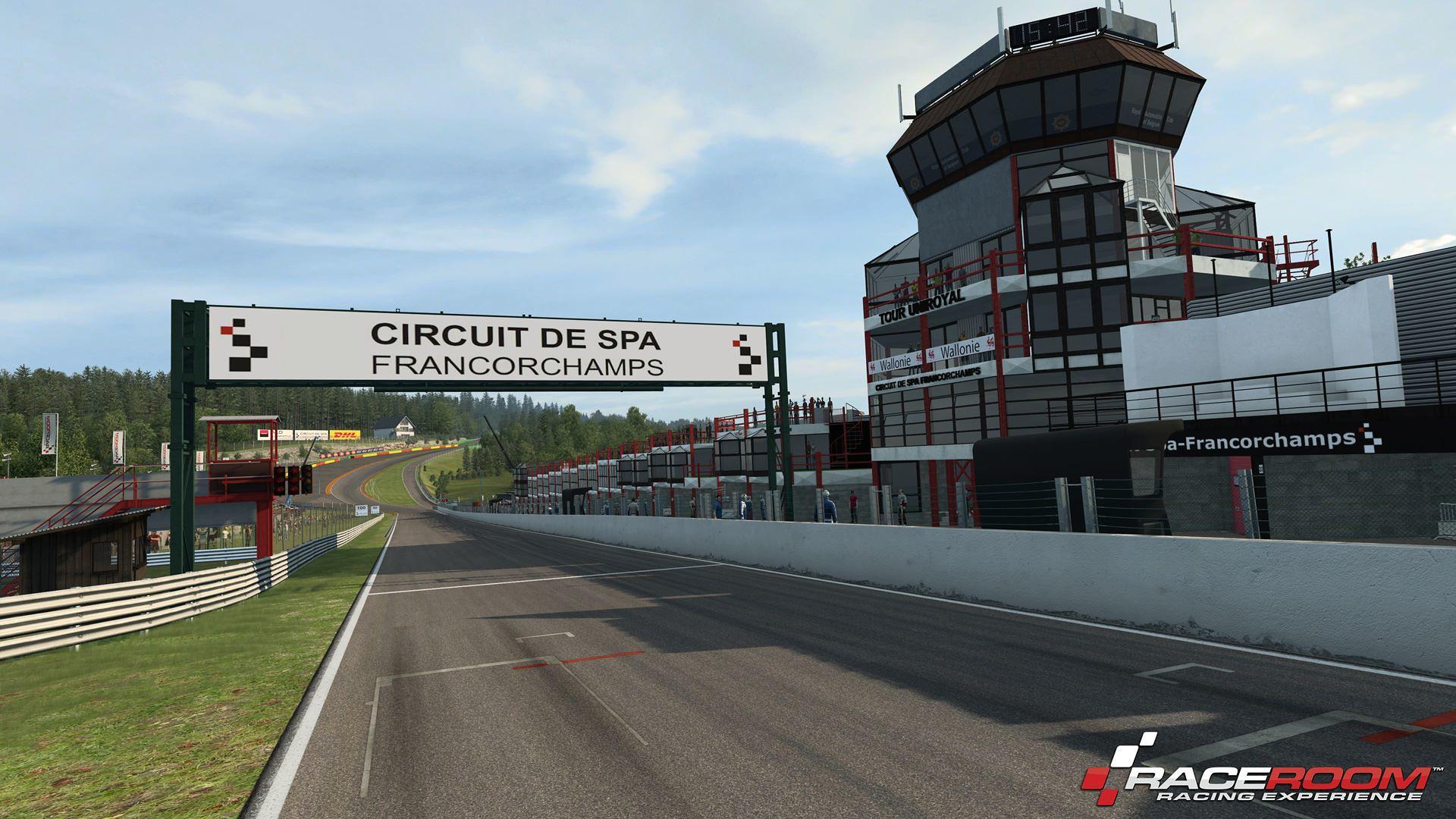 Spa Francorchamps R3E 2