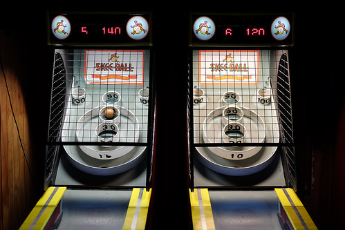 Skeeball | by Panchenks