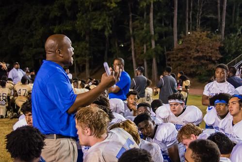 Coach Johnson postgame | by fsteele770