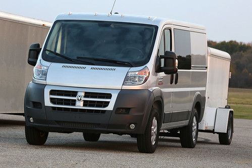 2016 Ram ProMaster EcoDiesel Photo