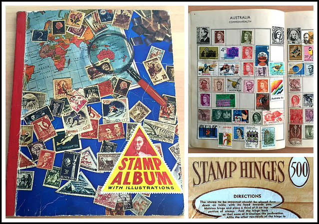 Stamp collecting in the 1960s