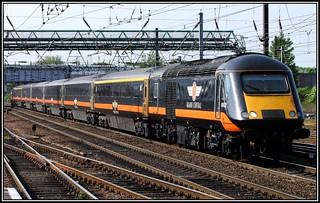 Class 43 HST, 43423, Grand Central Trains. | by PRA Images