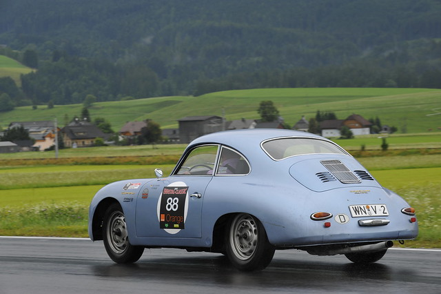 Porsche 356 A Carrera 1957 Strähle ► All kinds of commercial usage incl. hyperlinks are illegal! ► © Copyright by :: eu-moto B. Egger classic sports cars 2106