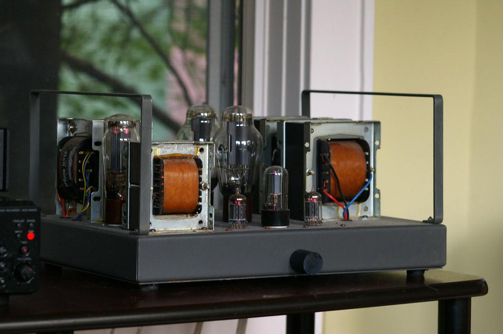Trick hifi: AudioNote Kit 1 | Single ended 300b amp, I built… | Flickr