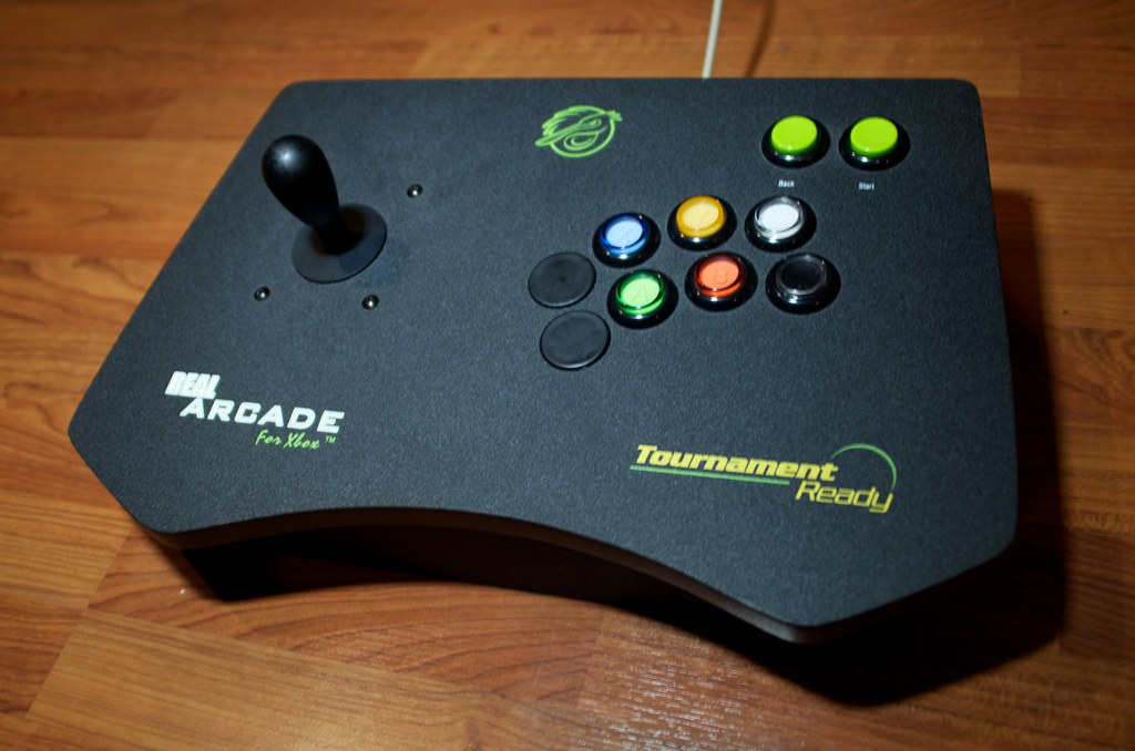 Gameduino in an arcade controller   I finally got around to