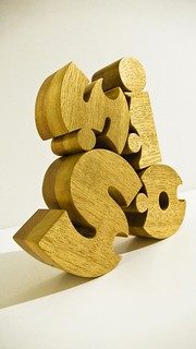 Sosi (letters stacked) | by nuzzlesbyjohn