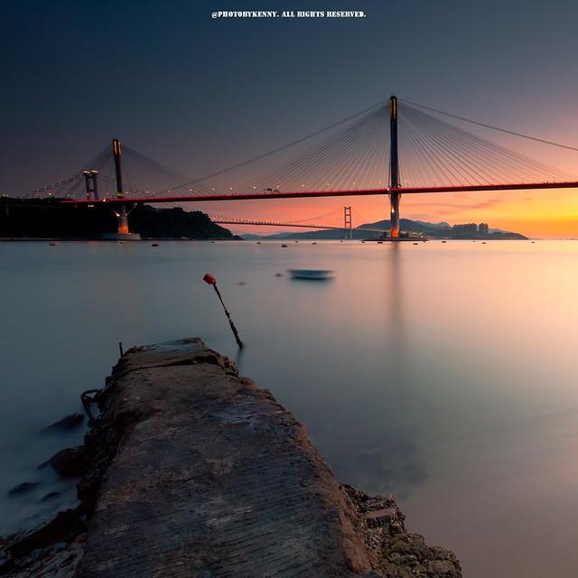 This is Hong Kong, Ding Kau Bridge