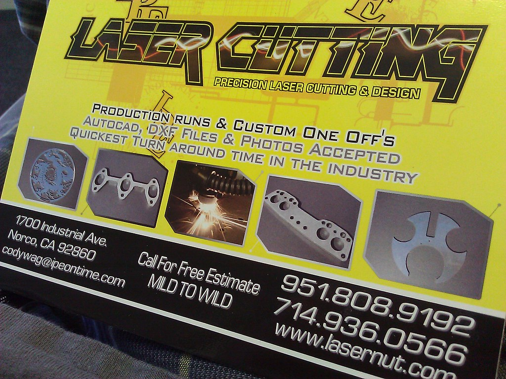 Industrial Process Equipment Inc  - Laser Cutting - Norco,… | Flickr