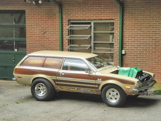 Poison Pinto This Is Not A True Sports Car Its An Old Fo Flickr