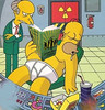 A book about Homers seemed right up his street...but there has been a shocking mix-up!
